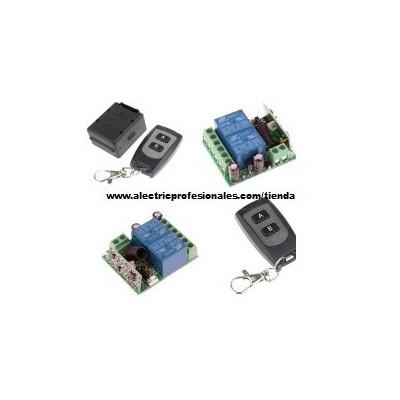 Interruptor remoto 2 canales