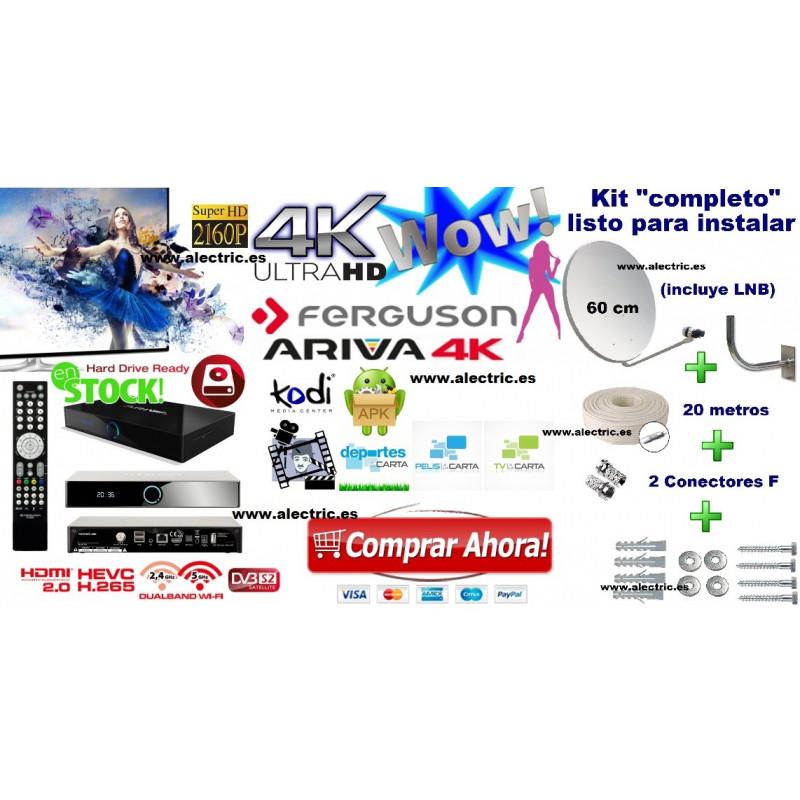 Kit Ferguson Ariva 4K