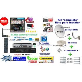 Kit MediaLink Smart Home ML7200S  HD