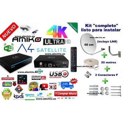 Kit Amiko A4 4K