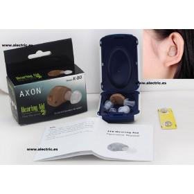 Audífono Axon K-80