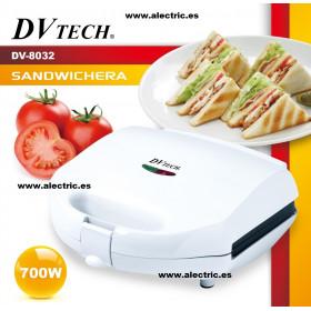 Sandwichera DV-8032