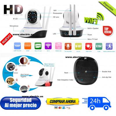 IP Camara vigilancia HD motorizada