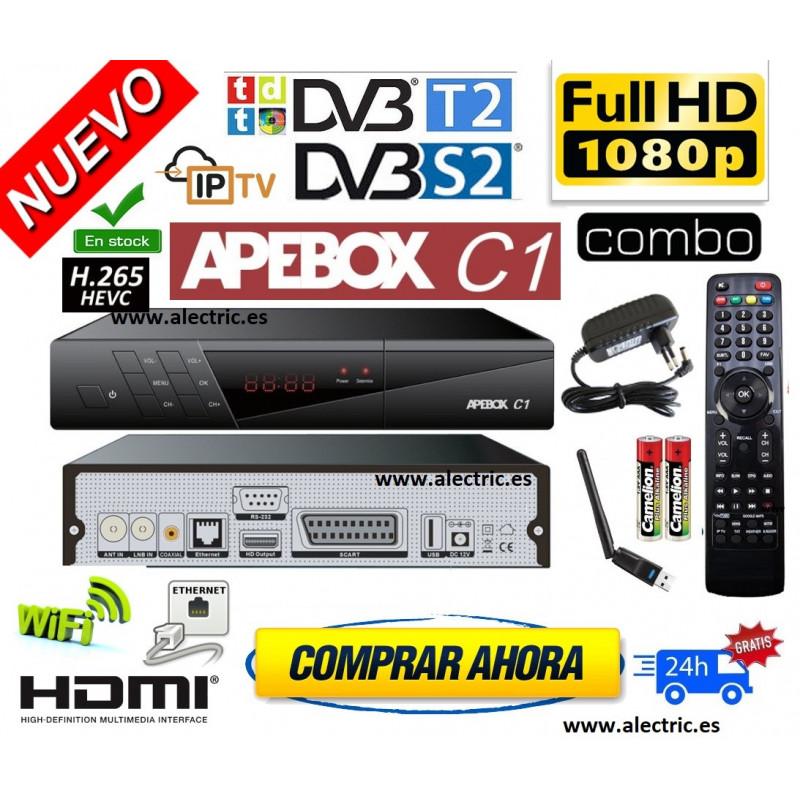 Apebox  C1 HD Combo