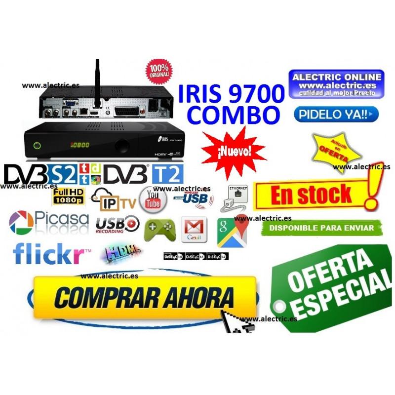 Iris 9700 Combo
