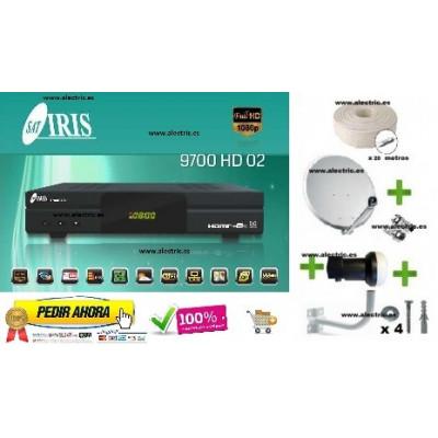 Kit Iris 9700H02 + antena