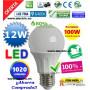 LED A65 E27 12W luz  blanca