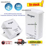 Kit Wifi Powerline Internet 500Mbps