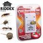 Repelente roedores e insectos