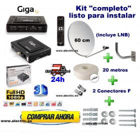 Kit GigaTV + antena