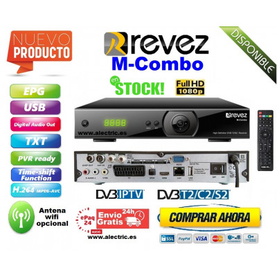Revez M-Combo HD