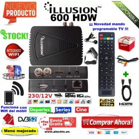Illusion 600 HDW