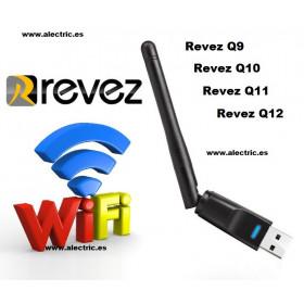 Antena Wifi USB 2.0 150 Mbps Revez Q10